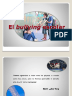 El Bullying o Acoso Escolar..1