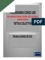 2CORSO LND Tattica Il 2vs2