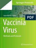Jason Mercer Vaccinia Virus Methods