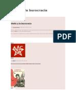 Stalin y La Burocracia