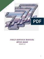 Triple 7s Field Service Mpu6 Base Manual 2 2 1