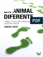 8875654 Boyd, Robert - Un animal diferente
