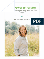 The the-power-of-fasting of Fasting