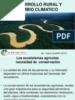 EXPOSICIÓN DESARROLLO RURAL Y CAMBIO CLIMATICO 1