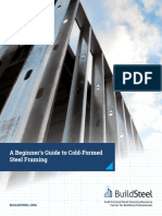 Cold formed structural steel
