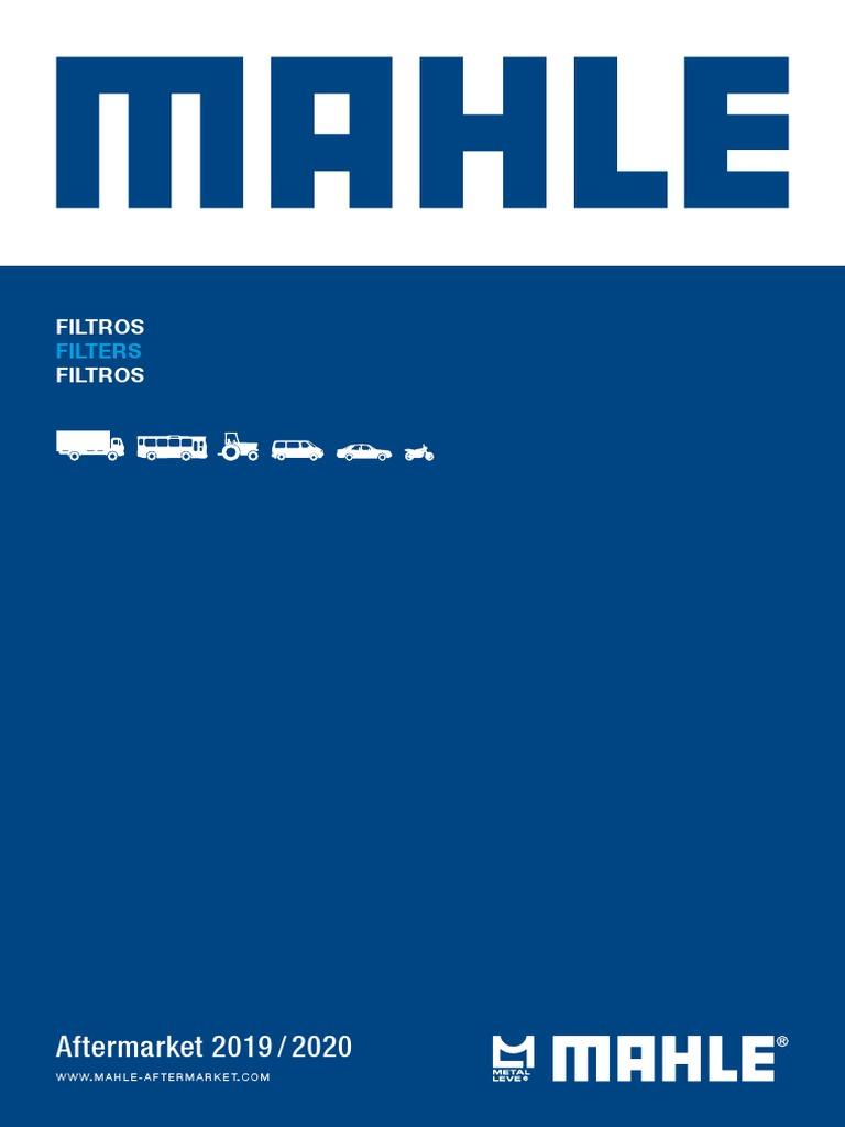 Mahle Filter LA31 Filtro De Habit/áculo