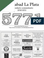 5771-2011 Calendario
