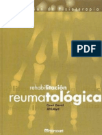 REHABILITACION REUMATOLOGICA-CAROL DAVID