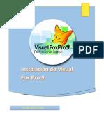 Instalacion de Visual Fox Pro