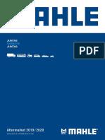 Mahle Catalogo Aplicação Juntas Motores 2019_2020