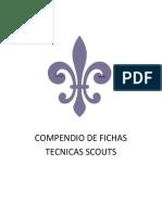 COMPENDIO DE FICHAS TECNICAS SCOUTS