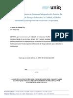 INFORME DE COMPETENCIAS SIG