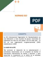 Normas ISO (1)