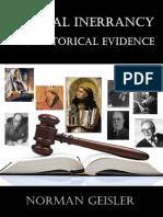 [Geisler,_Norman_ INERRANCIA BÍBLICA - La Evidencia Histórica