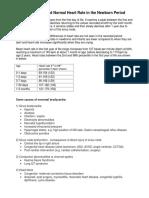 Bradycardia Guideline