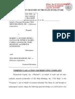 Tile Shop - Wynnefield Capital Complaint