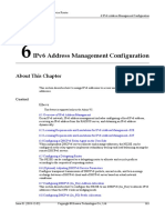 01-06 IPv6 Address Management Configuration