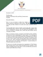 FPC Letter
