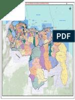 Mapa de Venezuela Por Municipios