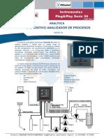 Analizador Chemitec Serie 50 PIControl