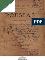 Raimundo Correia- Poesias
