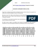 As Notas No Braço Da Guitarra - Alex Martinho