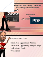Advertising Promotion