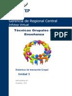 Tecnicas Grupales de Enseñanza  unidad 3.pdf