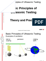 Basic Principles Ultrasonic Tests Presentation