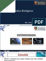 Espermograma - Aula 11