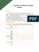 Acrel - ADL serial Power Meter
