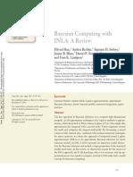 Bayesian Computing With INLA