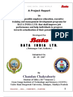 Bata India Limited - Cc