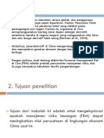 Financia Management Risk