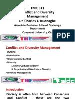 conflict and Diversity Management