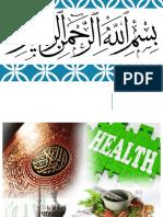 Islam Dan Penyakit Kronis