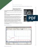 Test Inyector Tensión vs Corriente (Picoscope)