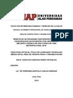 EFECTO DE UN PROGRAMA FISIOTERAPEUTICO EN LA FUNCIONALIDAD EN PACIENTES CON CERVICLGIA MECANICA CRONICA, DE UNA CLINICA DE LIMA METROPOLITANA ,2018 - HENRY REYNALDO GARAYAR CANCHOA-convertido.pdf