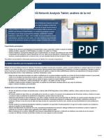 OptiView_XG_Network_Analysis_Tablet_análisis_de_la_red