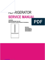 SERVICE REFRIGERATOR MANUAL 2