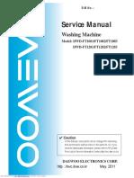 SERVICE WASHING MANUAL 3