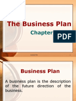 Entre Business Plan