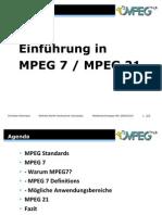 MPEG7.MPEG21_slideshare