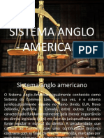 SISTEMA ANGLO - AMERICANO