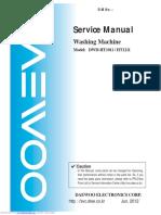 SERVICE WASHING MANUAL 4