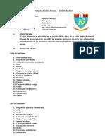 PROGRAMACION ANUAL FISICA - Ing Villarreal .doc
