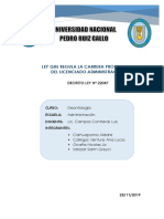Ley 22087-Lic. Administracion