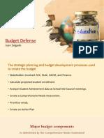 budget defense