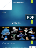 Valves ,Pipes , Flanges