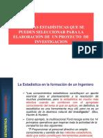 Tecnicas Estadsiticas p Proyecto 2